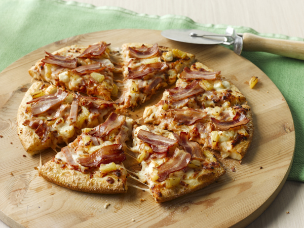 dominos pizza bacon